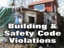 Building and Code Violations