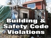 Building and Safety Code Violations